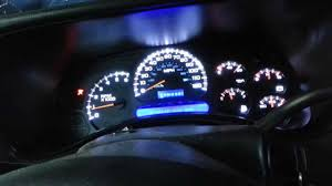2004 GMC sierra complete interior led conversion - YouTube