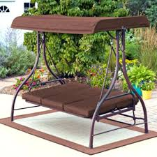 patio swing bed best swing beds and chairs images on swing beds 3 patio swing converts