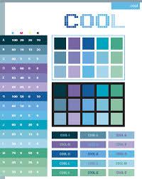 Cool color scheme ...