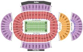 Maryland Football Stadium Seating Chart Buy Ohio State Buckeyes Football Tickets Seating Charts For