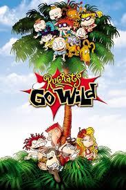 <b>Rugrats Go Wild</b> on Apple TV