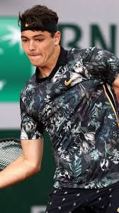 Fritz aces 'stay at home slam'. Roland Garros Taylor Fritz Vs Tomas Machac Preview Head To Head Prediction French Open 2020