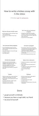 essay on career paths rubric