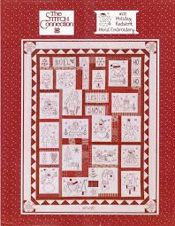 Free Redwork Quilt Patterns   EMBROIDERY REDWORK PATTERNS   Browse ... & Free Redwork Quilt Patterns   EMBROIDERY REDWORK PATTERNS   Browse Patterns Adamdwight.com