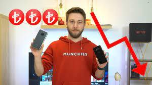 Telefon almak için en iyi zaman ne? Telefonların değer kaybı! - YouTube