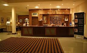 Park Hotel Kiltimagh: Reception Area