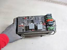 fuse box 3 8 v6 pontiac grand prix gt 4 dr 97 98 99 00 01 02 03 image is loading fuse box 3 8 v6 pontiac grand prix