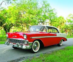 Inline Icon - 1956 Chevrolet Bel Air - You don't need - Hemmings ...