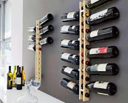 Amazing Contemporary Modern Wine Rack Infinite Style Of Modern Wine Rack  Regarding Modern Wine Racks ...