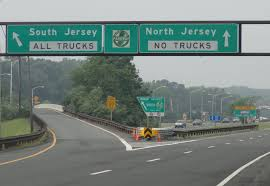 garden state parkway closing from exit