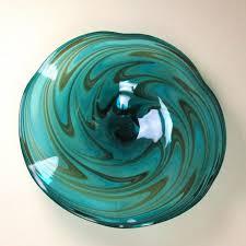 china glass plate wall art suppliers