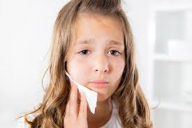Jaw pain in teens
