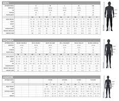 Gnu Snowboard Size Chart Size Charts Fitting Guides Three Zero