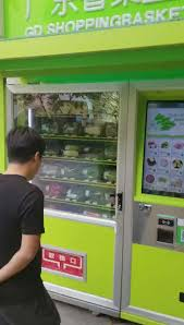 Electronic Vending Machine Simple Smart Electronic Combo Touch Screen Vending Machine Manufacturer