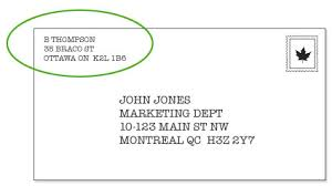 Envelope Format How To Address Professional Letters Appropriately