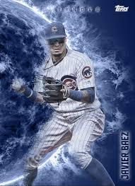 Anime character digital wallpaper, jojo's bizarre adventure, star platinum. Javier Baez Chicago Cubs 9 In 2020 Baseball Softball Chicago Cubs Cubs