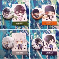 K Project Isana Yashiro Mascot Key Chain Anime Mange NEW