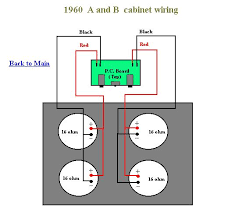 1960a speaker wiring problem harmony central comment