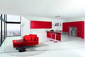 kitchen designs red kitchen furniture modern kitchen. Modern Kitchen Designs With Red And White Cabinets From Doimo Cucine Furniture R