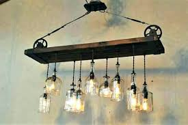 full size of diy pottery barn wood bead chandelier reclaimed iron chandeliers rustic bulb like this