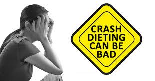 Kết quả hình ảnh cho picture for crash dieting