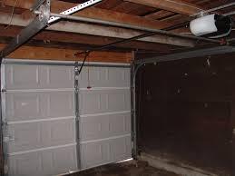 garage door opener installation. Backyards Modify Garage Door Opener Cowtown Blog Cut Down Installation 6