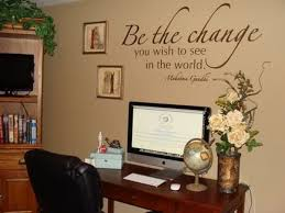 home office wall decor. Decorating Office Walls Life Inspirational Quotes Wall Stickers Art For Home Best Images Decor R