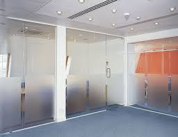 4 reasons frosted glass partitions are