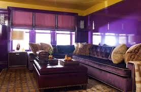 Small Picture 20 Perfect Purple and Gold Living Rooms Home Design Lover