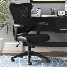 Office reclining chair Leather Quickview Youtube Fully Reclining Office Chairs Wayfair