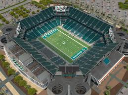 High Quality Miami Dolphins Interactive Seating Chart Green