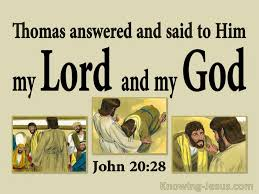 What Does John 20:28 Mean?