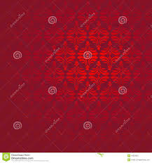 Modieus Rood Behang Stock Illustratie Illustratie Bestaande Uit