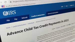 First monthly child tax credits go out ...