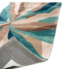 picture teal rugs