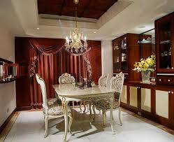 Image Interior Design Foxtwoinfo Dining Room Luxurious Classic Style Dining Room Decorating