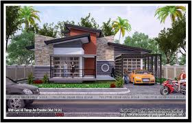 Bungalow Home Design In The Philippines Architectural Designs Bungalow Houses Philippines Design