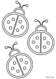Small Picture Ladybug Coloring Pages Free Printables Ladybug Avatar and Girls