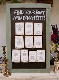 107 Original Wedding Seating Chart Ideas Happywedd Com