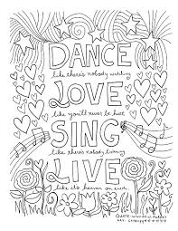 Inappropriate Coloring Pages For Travel Escape Adult Coloring Page
