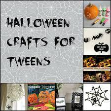 10 Fun Halloween Craft Ideas For Older Kids Awesome Fall Fun 101