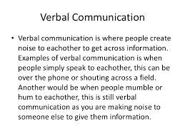 sample essay about essay on verbal and nonverbal communication the nonverbal communication is the process of communication by sending and receiving messages out words
