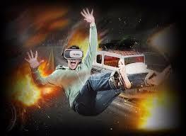Комплект очки виртуальной реальности <b>VR BOX</b> 2.0 + <b>джойстик</b> ...
