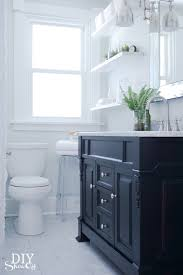 Small Bathroom Remodels On A Budget Mesmerizing Bathroom Makeover DIY Show Off ™ DIY Decorating And Home