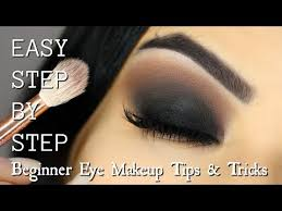 beginner eye makeup tips tricks