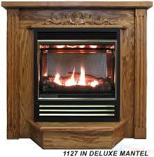 buck stove model 1127 vent free gas stove