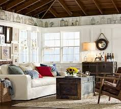 top red living room casual. Red, White And Blue Room. Found On Pottery Barn. Casual Living Top Red Room C