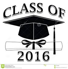 Class Of 2016 Design Class Of 2016 Graduate Stock Vector Illustration Of