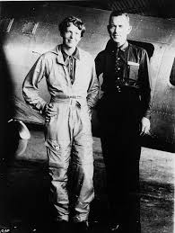 amelia earhart captured by the ese and the u s government mystery amelia earhart and her navigator fred noonan had made it most of the way