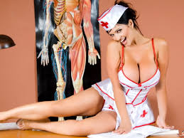 Nurse big boobs images